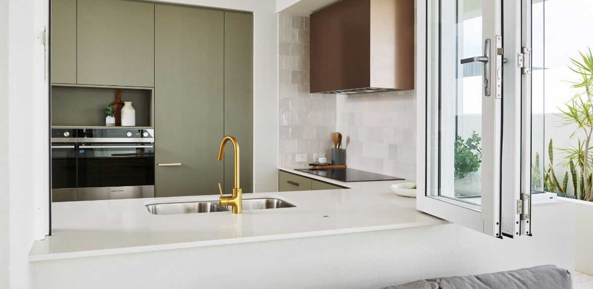 jindalee2 kitchen project gallery tap
