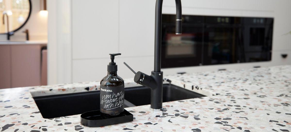 theblock tanyaandvito kitchen project gallery sink