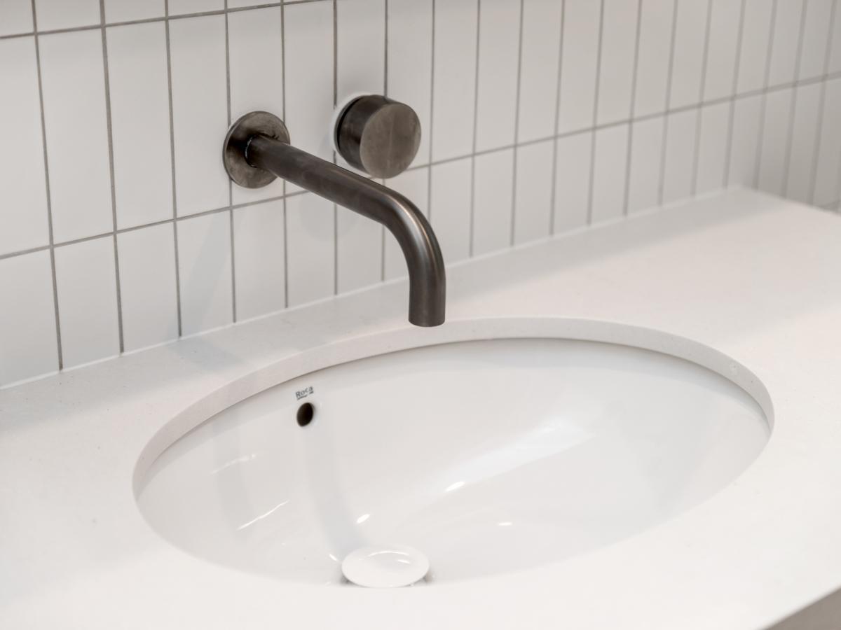 Reece bathrooms milli pure tapware