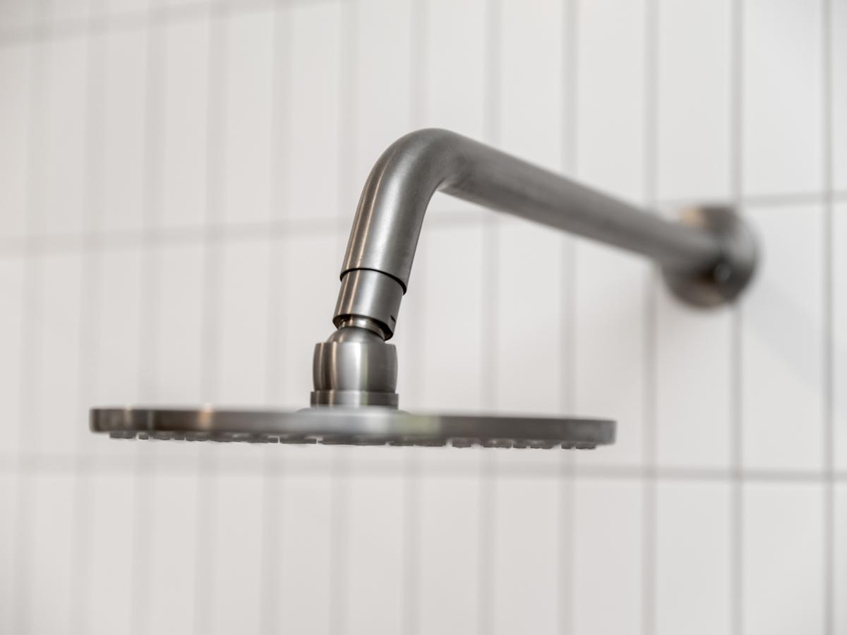 Reece bathrooms shower gunmetal
