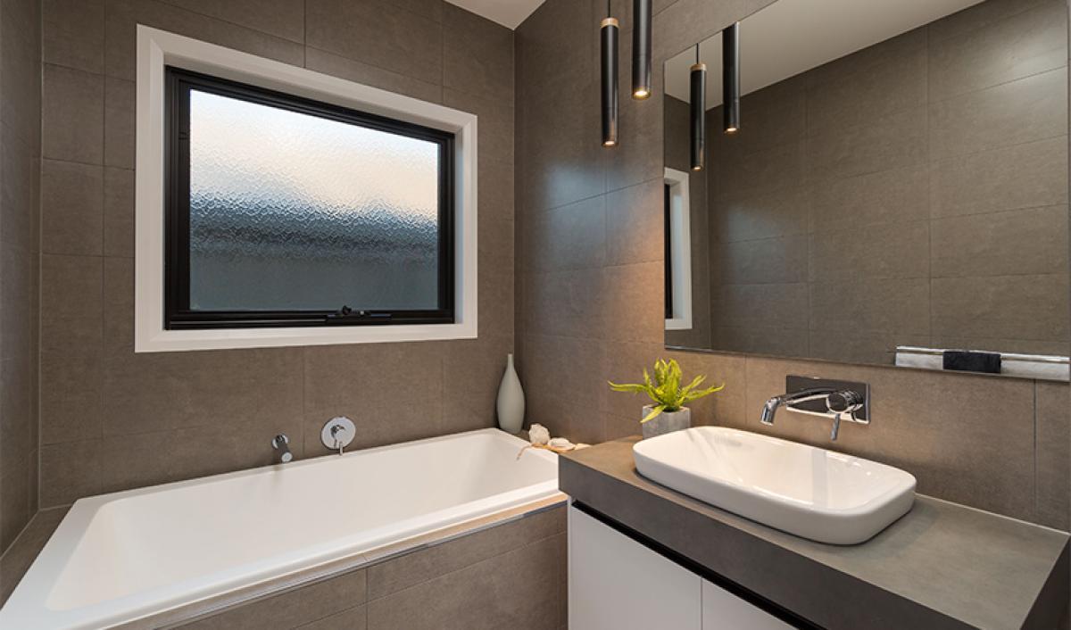 Reece bathrooms pin lever basin mixer