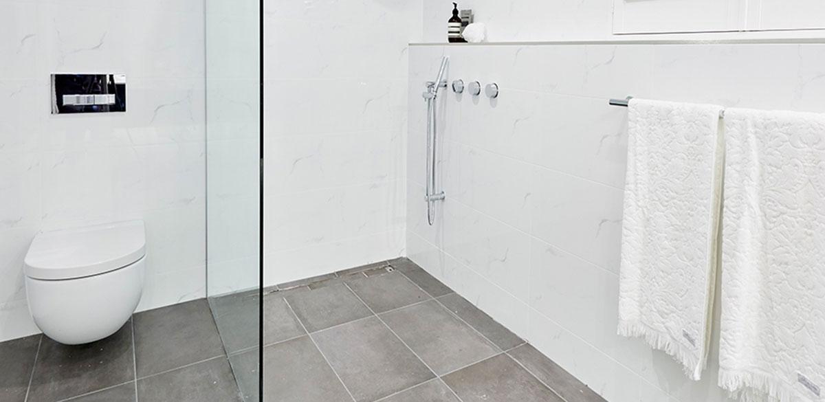 Reece bathroom the block hannah clint wall hung toilet