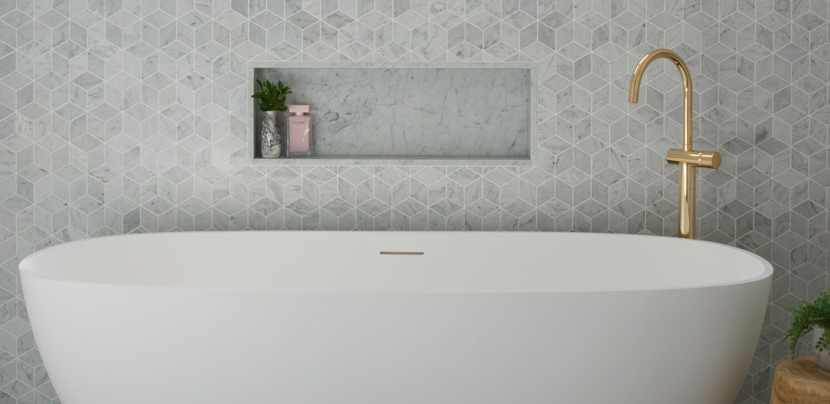 Reece bathrooms inspiration gallery freestanding bath