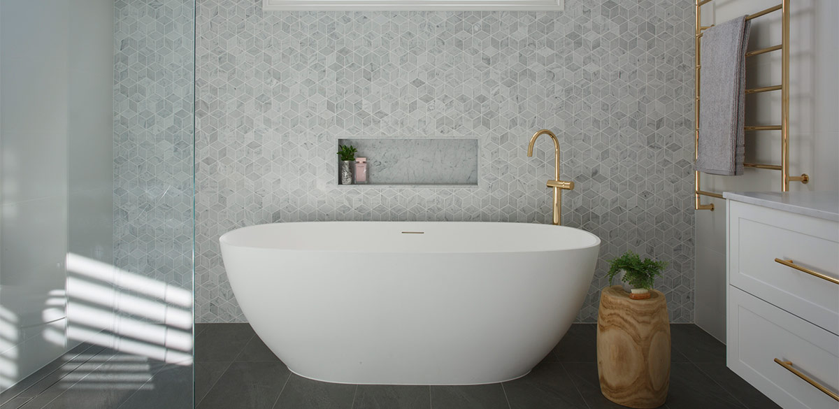 Reece bathrooms little willow lussi bath