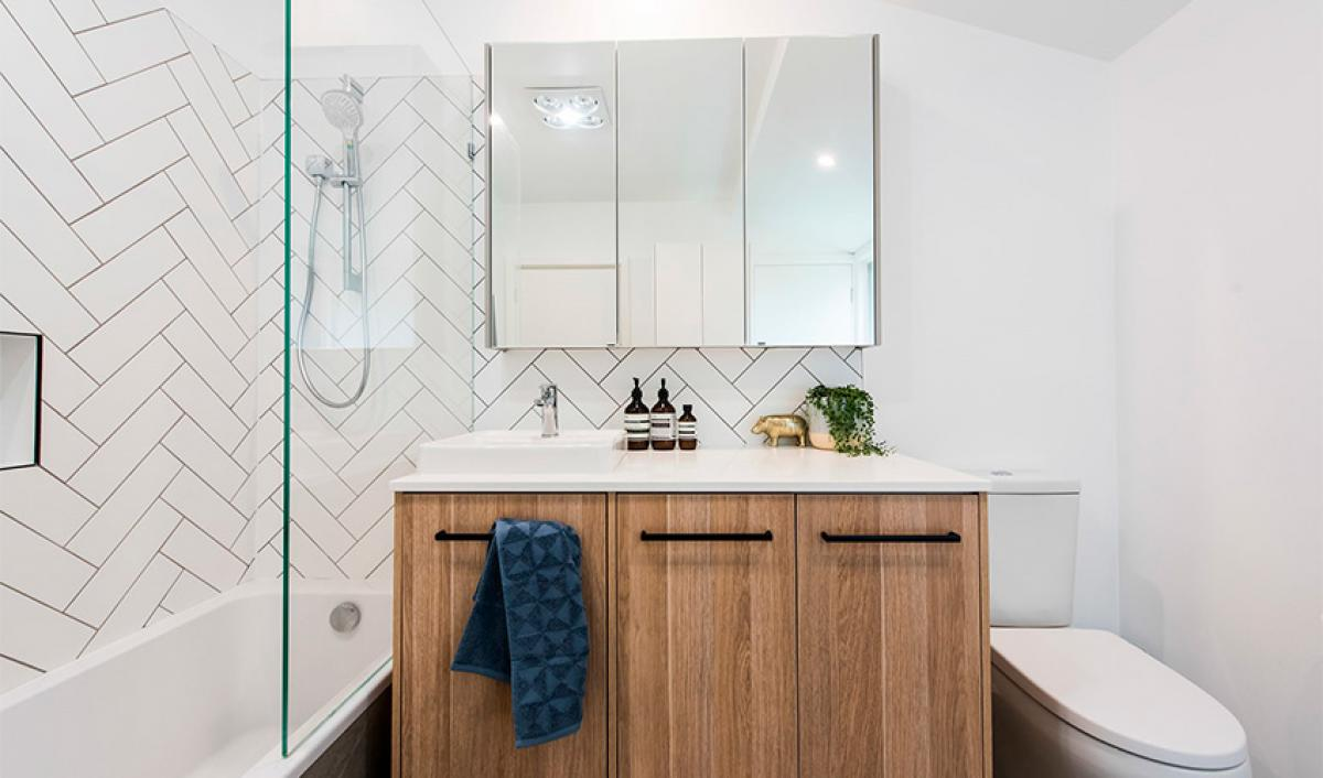 Reece bathrooms gallery vanity mirror cabinet
