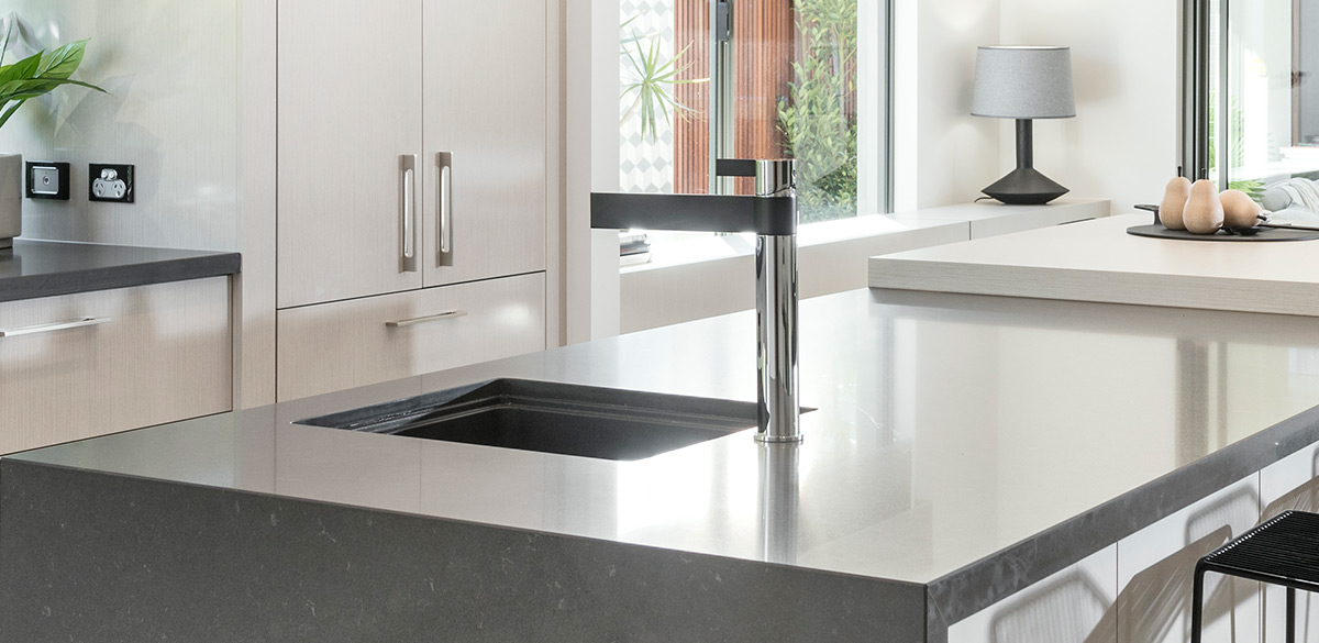 Reece kitchens milli axon sink mixer