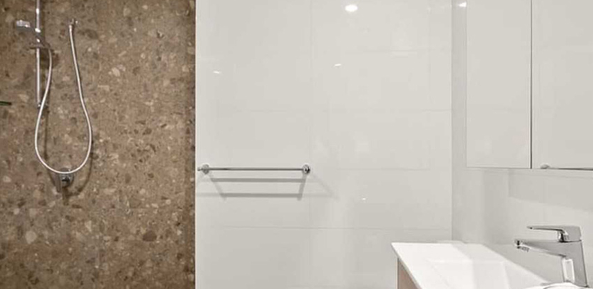 Reece bathrooms chrome tapware shower2
