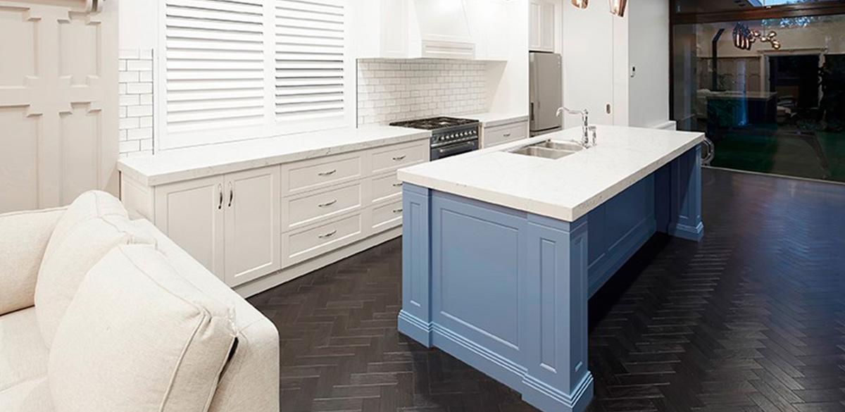 Reece kitchen traditional sink mixer