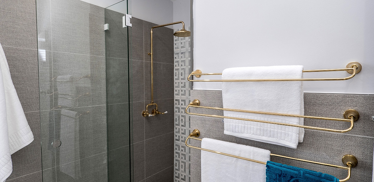 Reece bathroom buying blind traditional gold tapware