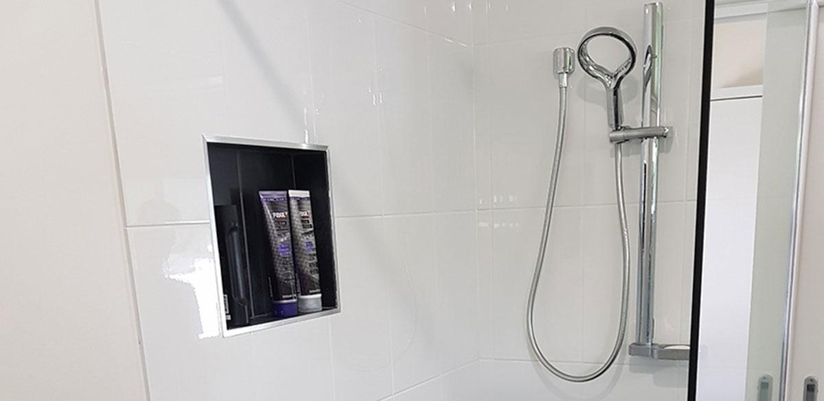Reece bathrooms Methven shower