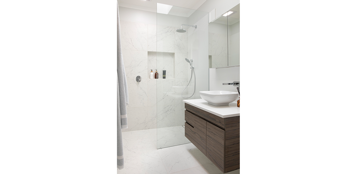 Reece bathroom buying blind timber vanity