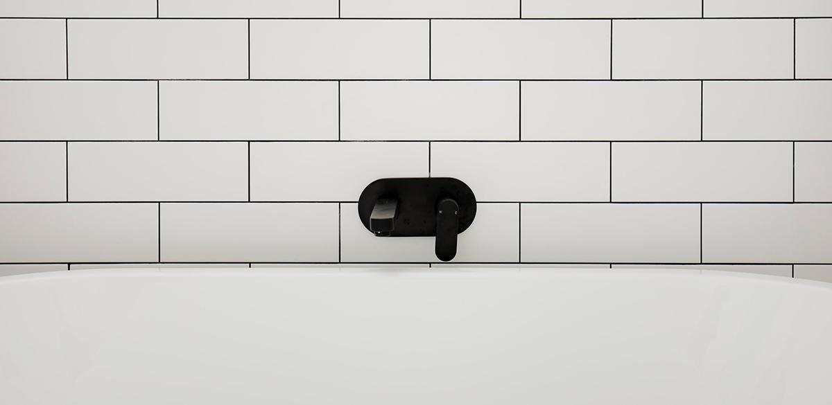 Reece bathroom gallery black mizu tap2