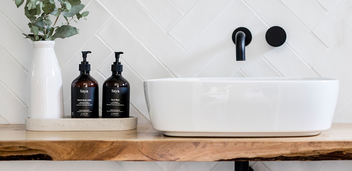 Reece bathroom inspiration gallery black tap