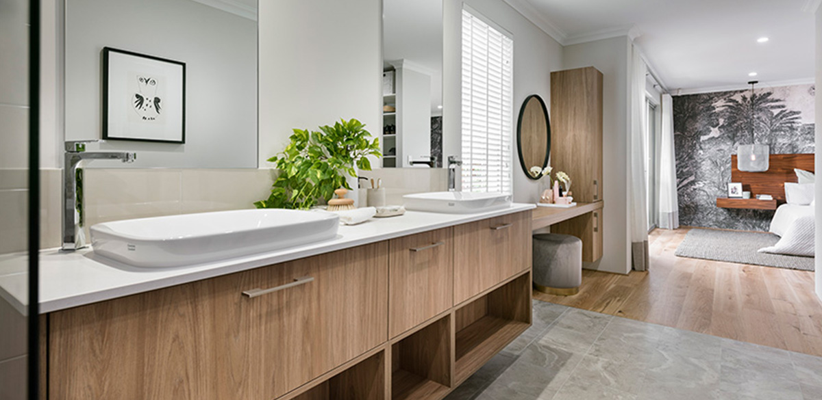 Reece Bathrooms ensuite renovation inspiration