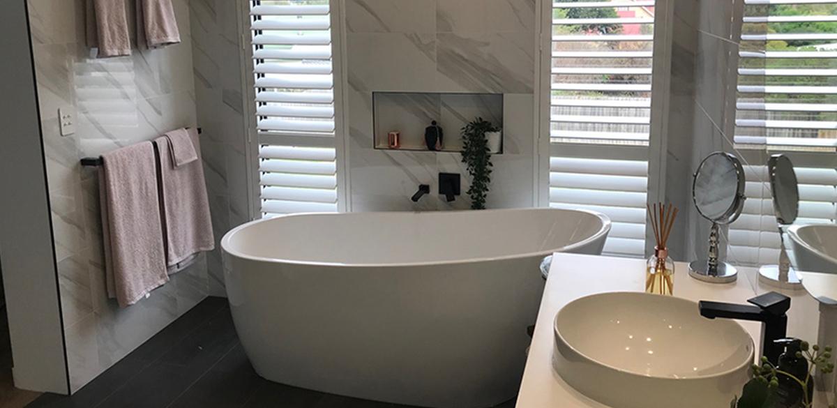 Reece bathrooms Kado arc bath