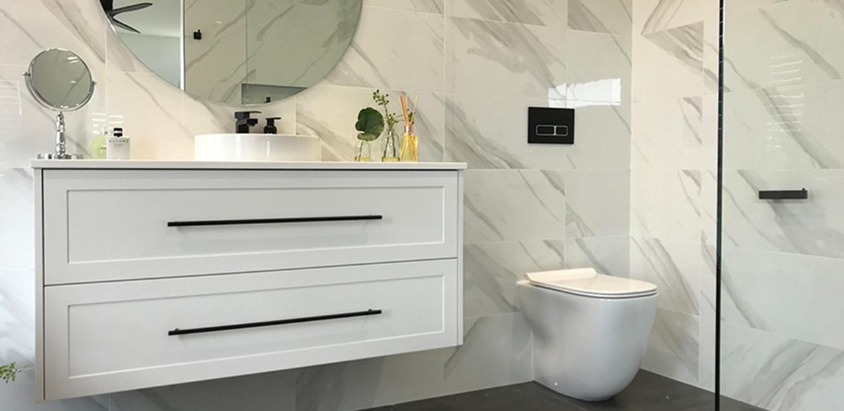 Reece bathrooms kado vanity unit