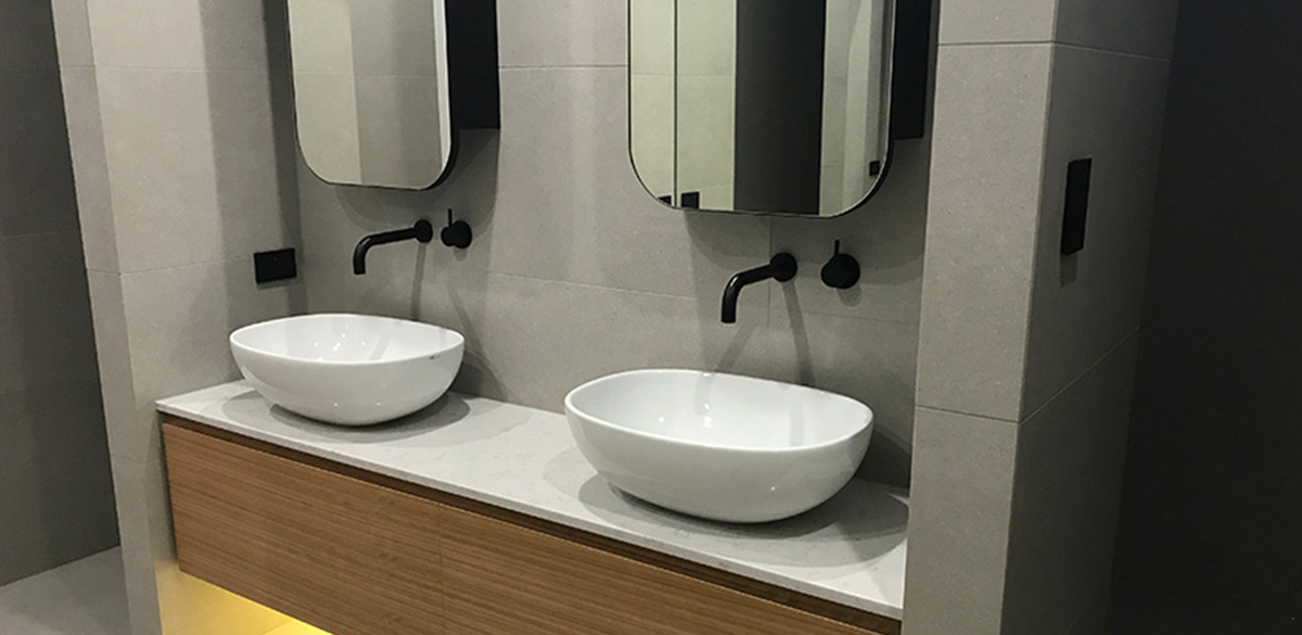 Reece bathrooms ISSY mirror cabinet inspiration