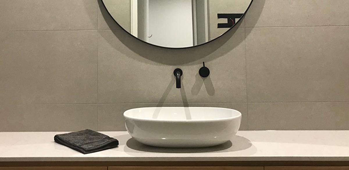 Reece bathrooms powder room
