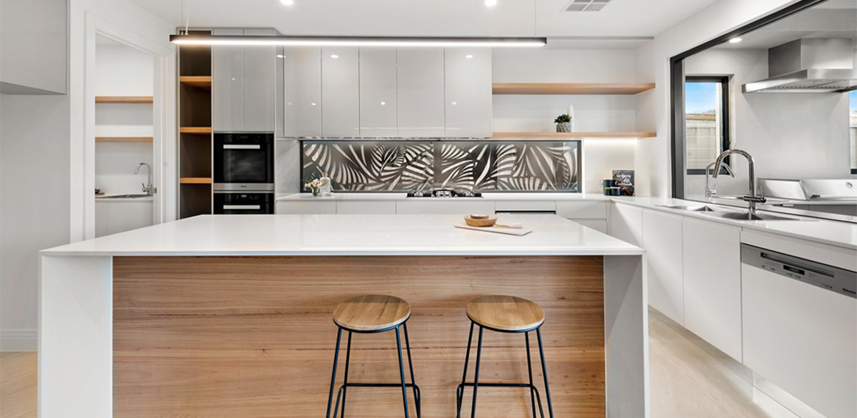 Reece kitchen chrome sink mixer