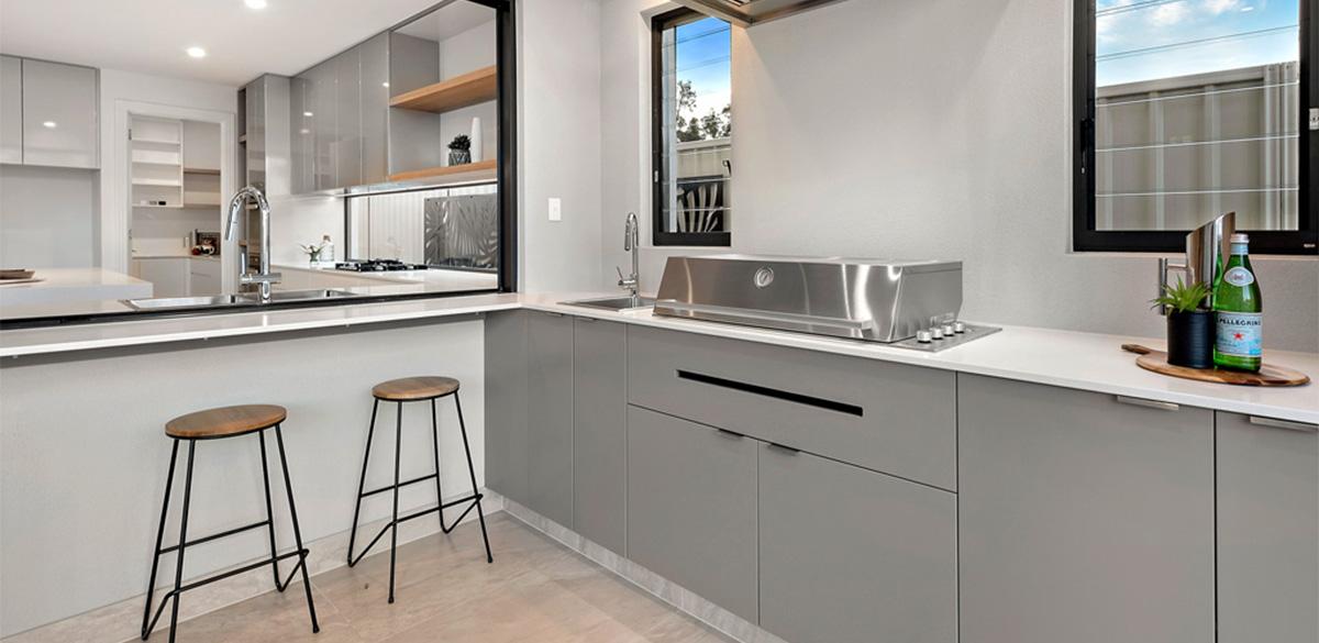 Reece kitchen scala sink mixer