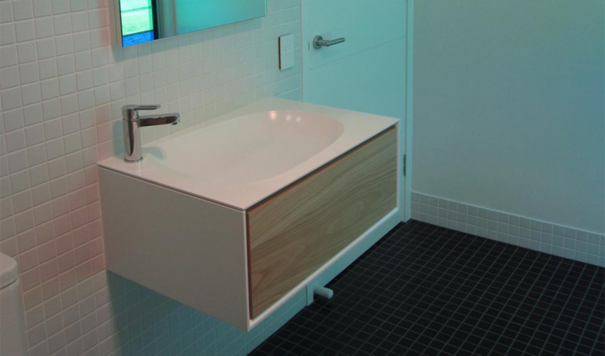 Reece Bathroom ISSY glide high end vanity