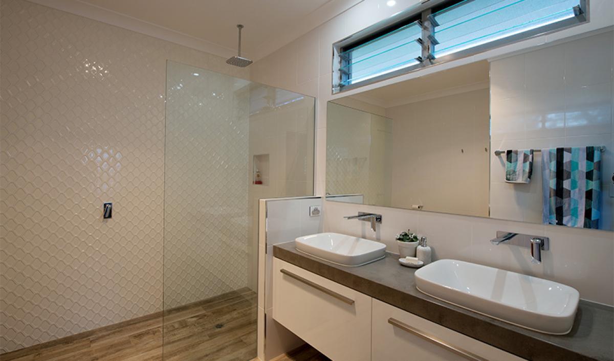 Reece bathroom double vanity inspiration