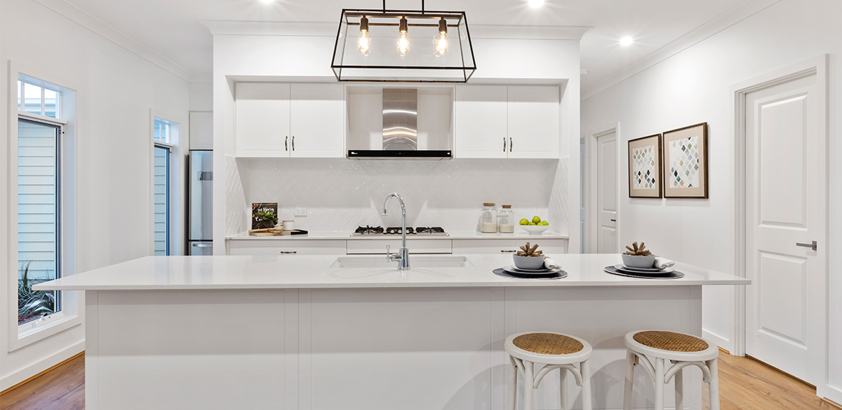 Reece Kitchen Inspiration GJ Gardner Homes