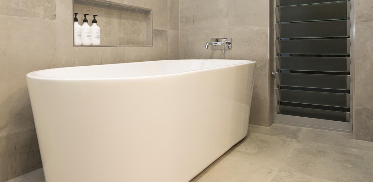 Reece bathroom freestanding bath chrome tap
