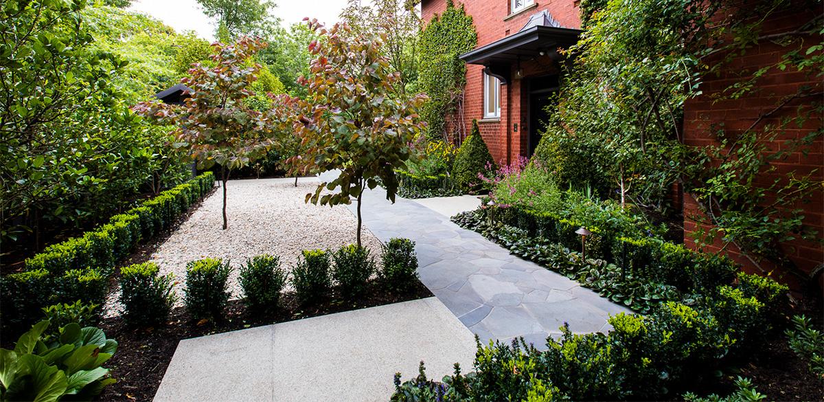 Reece irrigation front garden