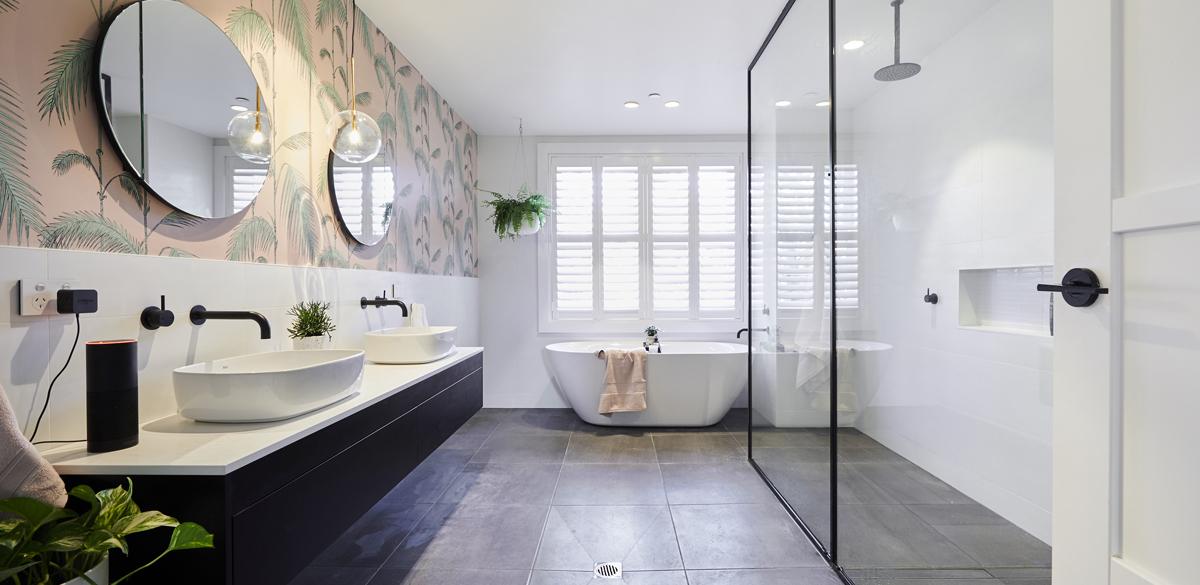 theblock challenge bathroom project gallery bianca carla vanity 01