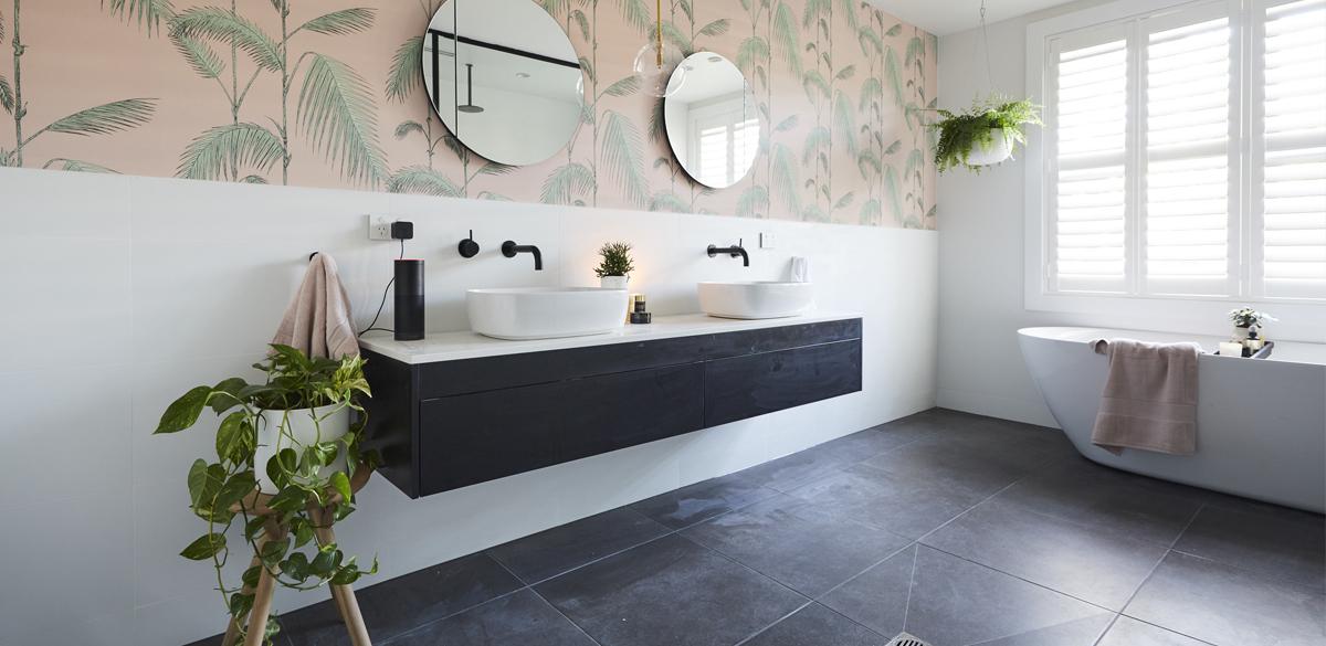 theblock challenge bathroom project gallery bianca carla vanity 02