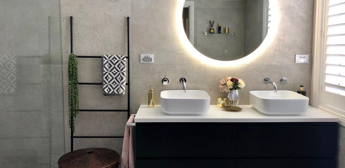 valentine main project gallery basin round mirror