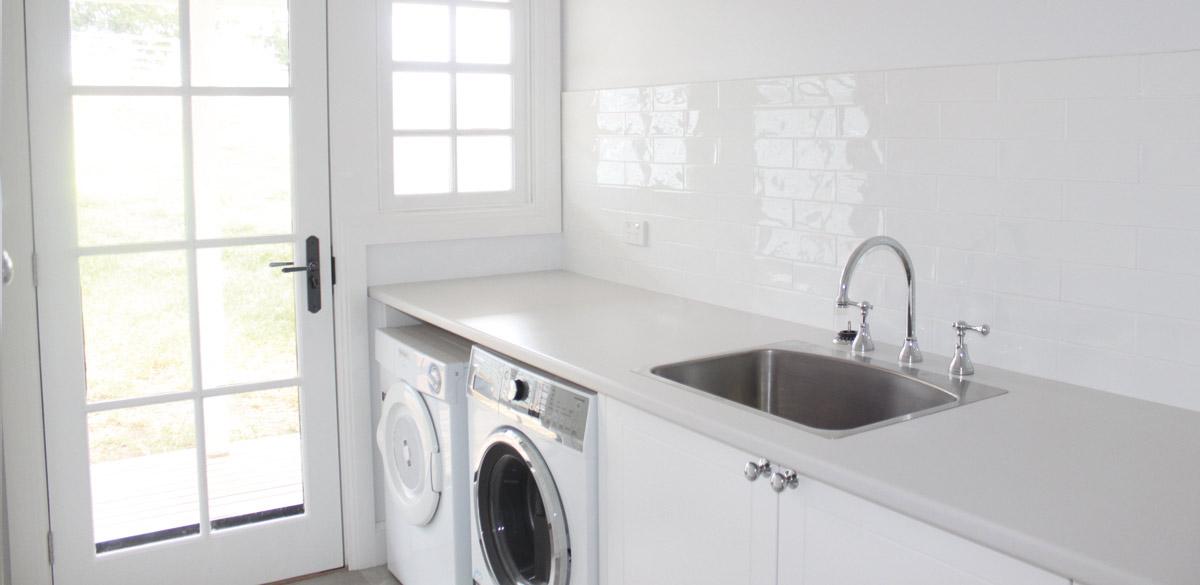 bombira laundry project gallery tapware