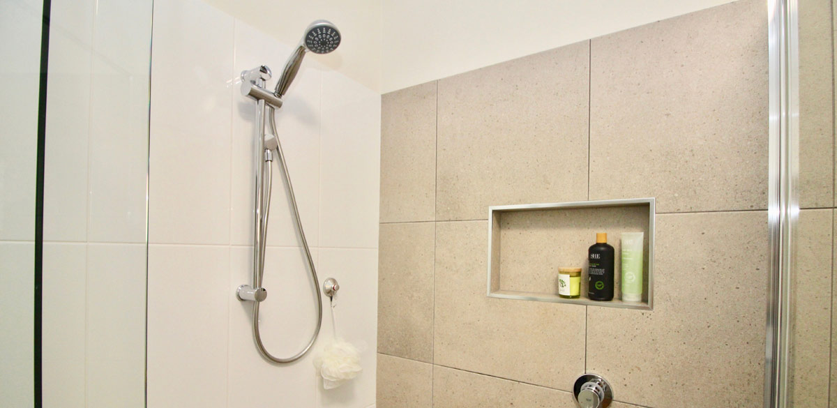 townsville main project gallery shower