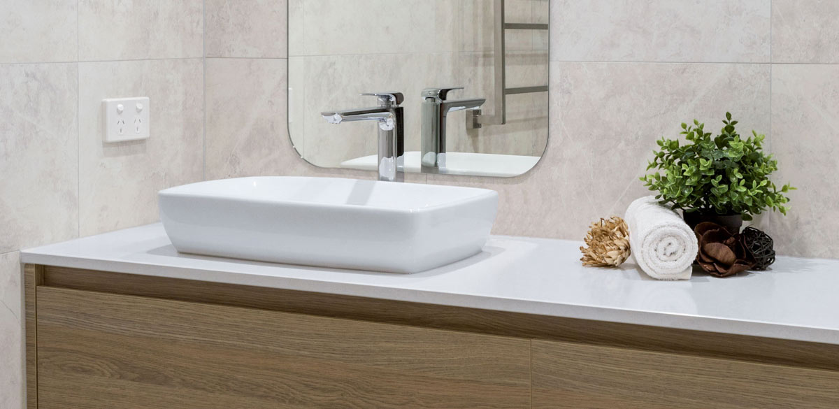 eastperth ensuite project gallery basin timber vanity