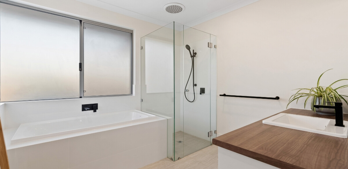 willetton main project gallery shower