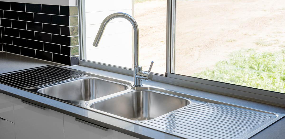 bindoon kitchen project gallery sink mixer