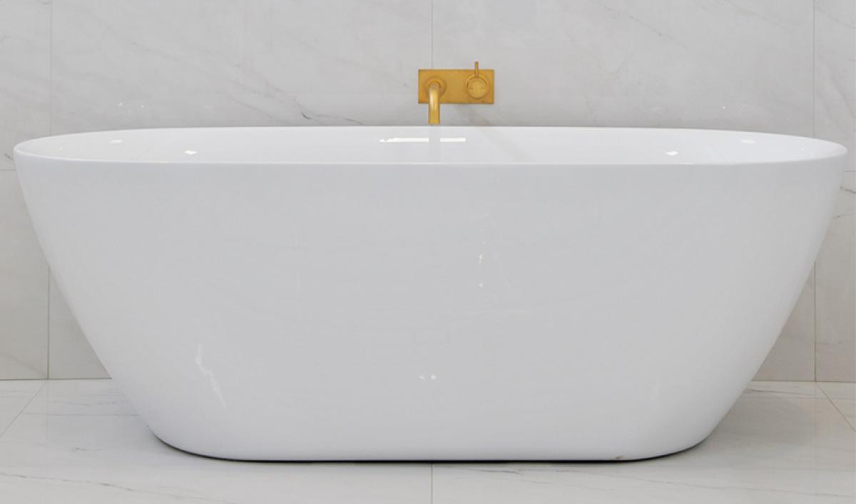 Reece bathrooms gallery kado lux freestanding bath