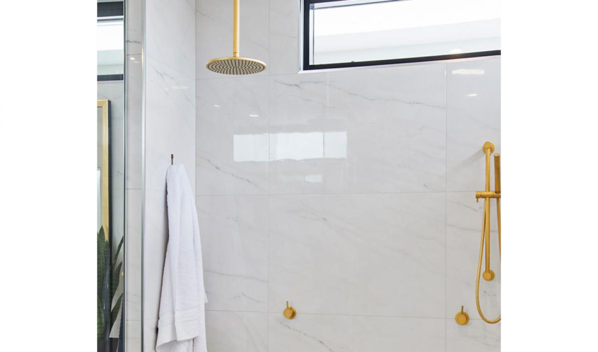 Reece bathrooms gallery overhead shower