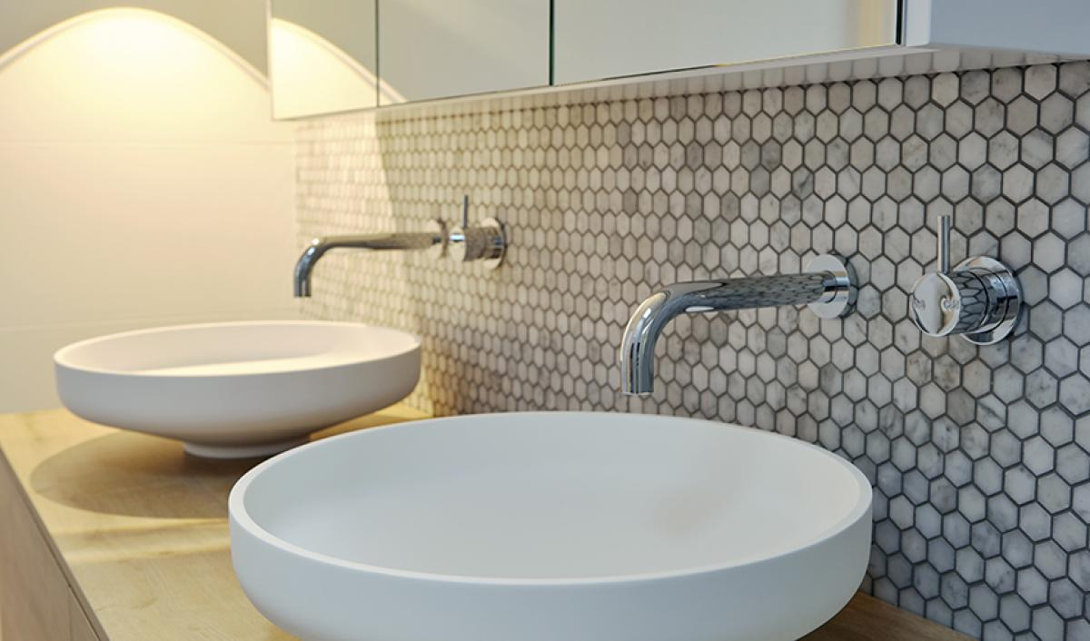 Reece bathroom omvivo basin
