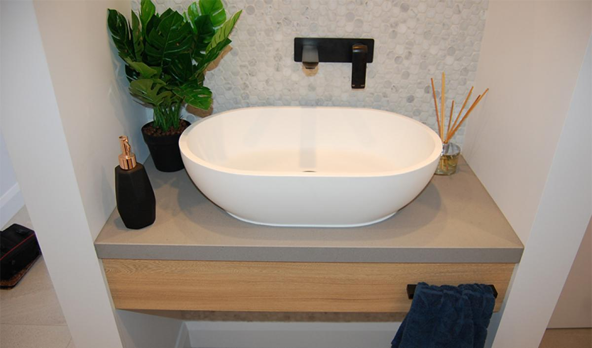 Reece thepowderroom bathroom gallery black tapware