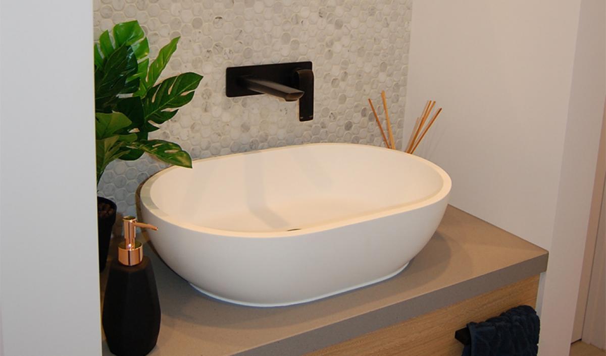 Reece thepowderroom bathroom gallery matte white basin