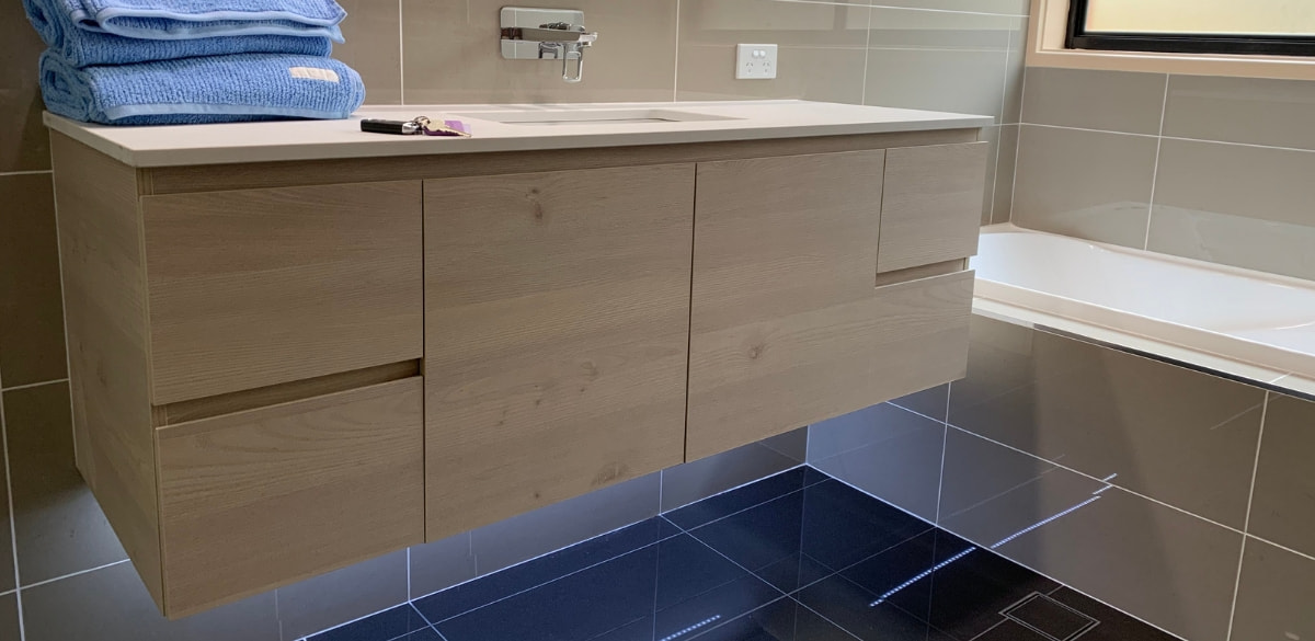 amaroo main project gallery vanity unit