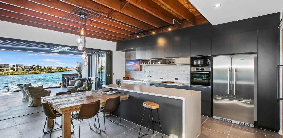 maroochydore kitchen project gallery taps reece
