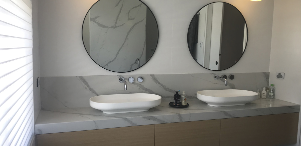 lockleys ensuite project gallery basin mirror