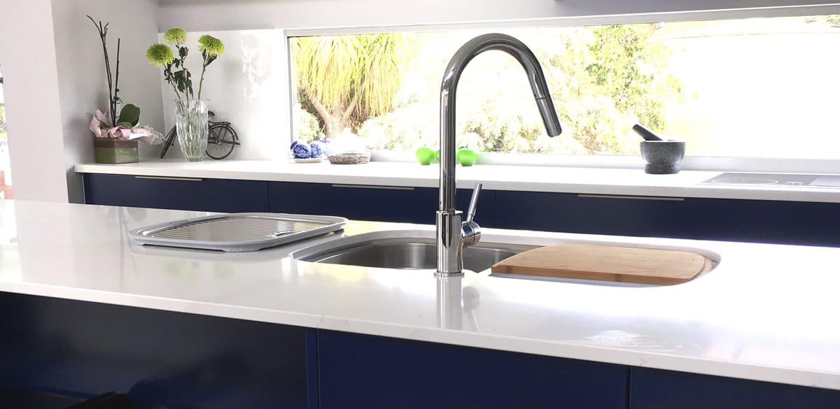 reece gallery kitchen sink