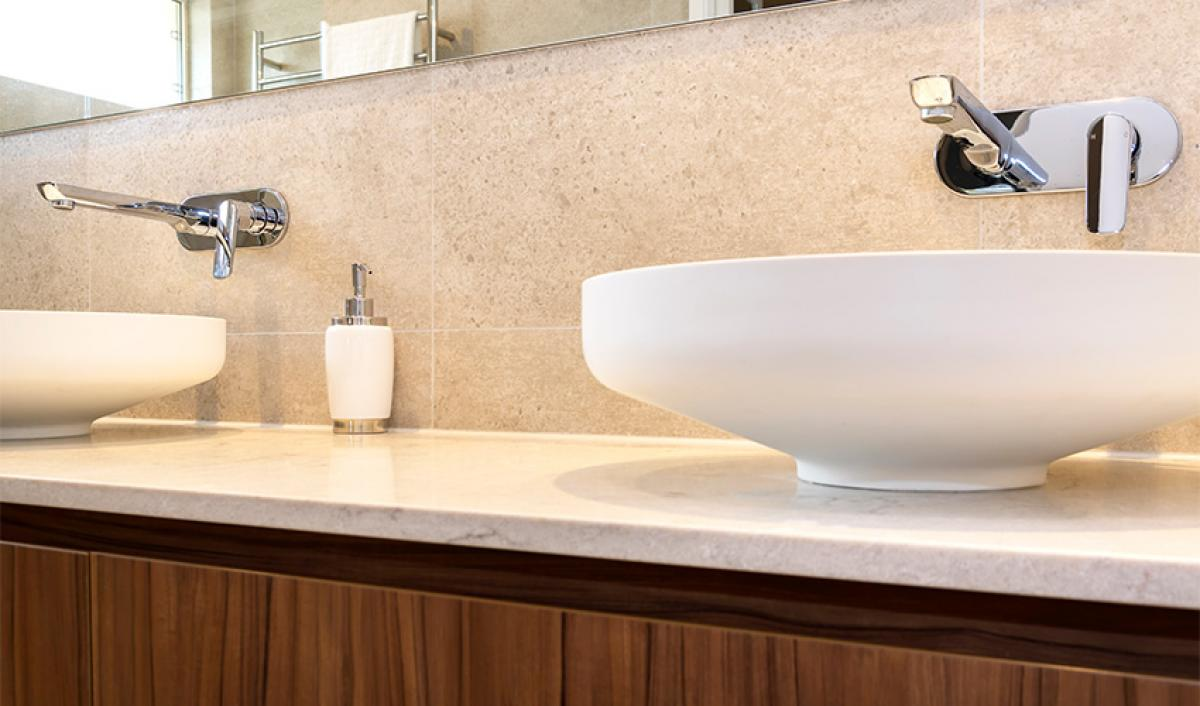 Reece bathrooms gallery matte basin