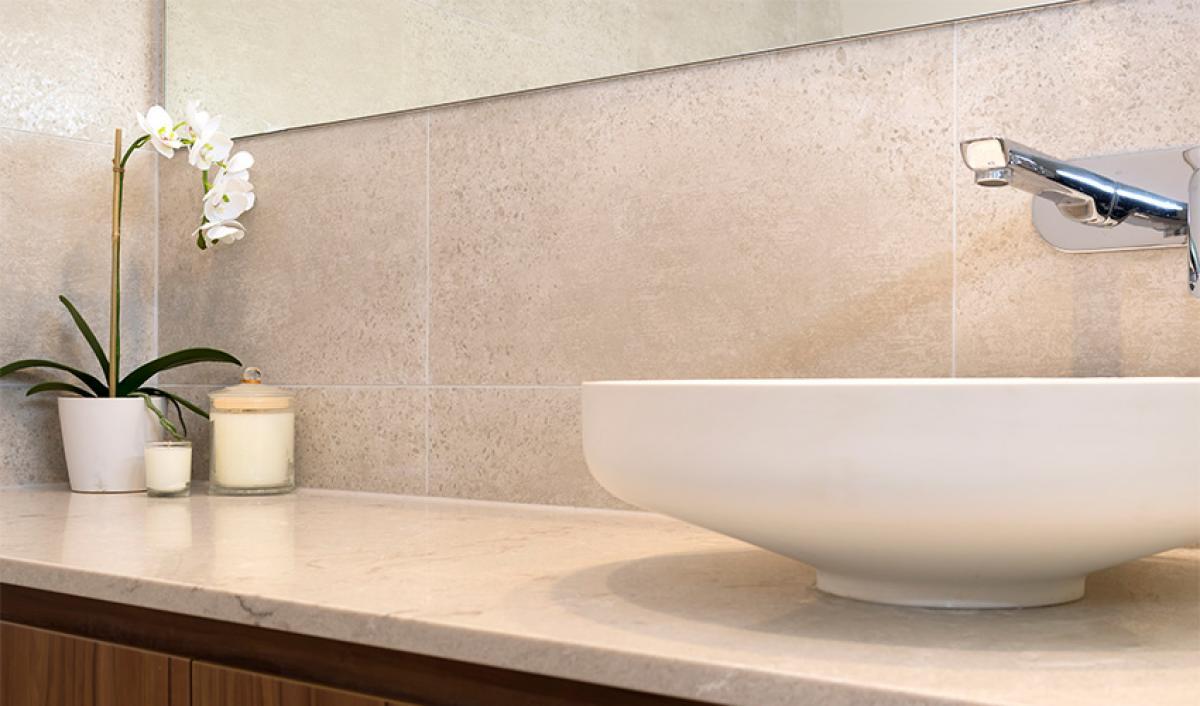 Reece bathrooms gallery wall mount tapware
