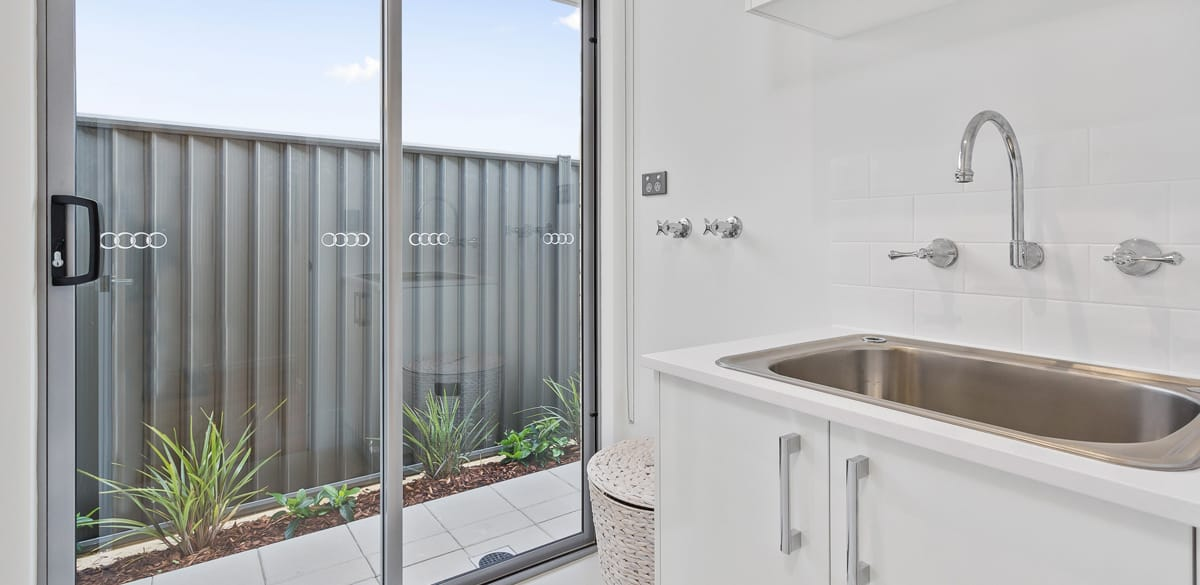 jindalee laundry project gallery sink