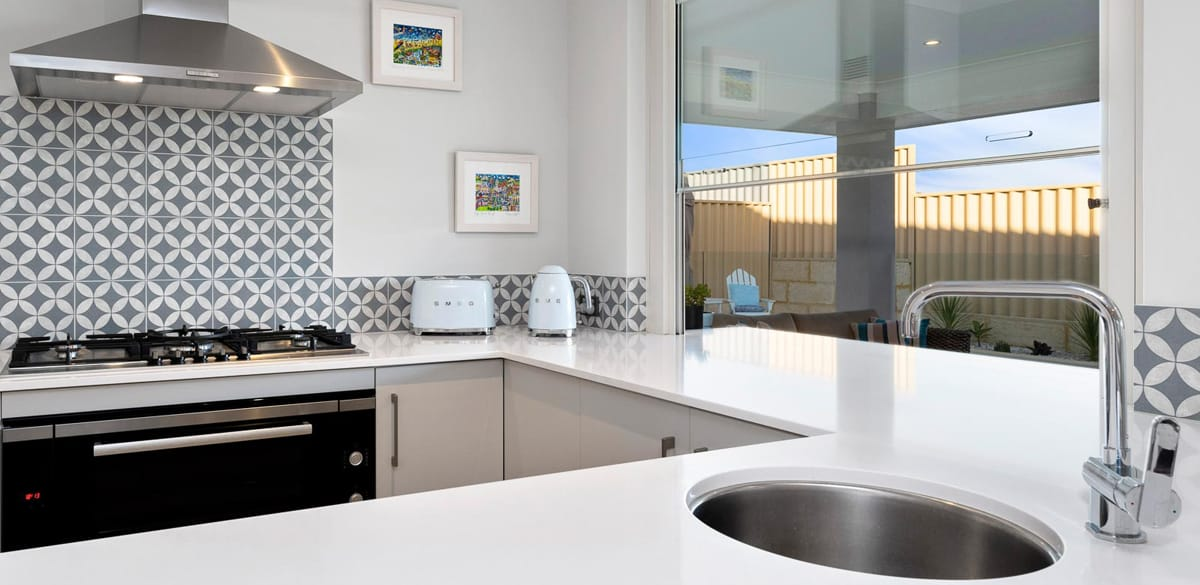 iluka kitchen project gallery sink